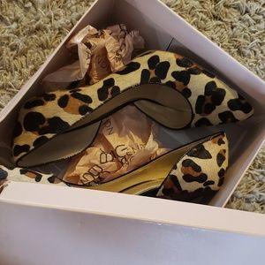 BCBGeneration Shoes - BCBGeneration leopard pumps